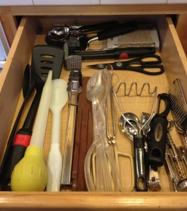 Tool Drawer, Simplified